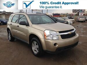 2008 Chevrolet Equinox LS AWD!! Low KM'S & Low Monthly Payments!