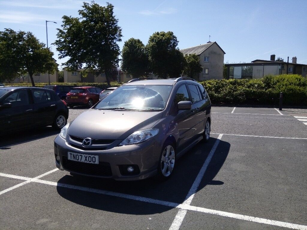 Mazda 5 Furano 7 Seater With Rear Sliding Doors And Towbar Great Family Car