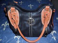 Brand New Ladies Michael Kors Leather Handbag complete with shoulder strap