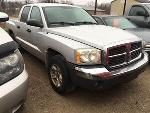 2005 Dodge Dakota SLT CALL 519 485 6050 CERT AND E TESTED