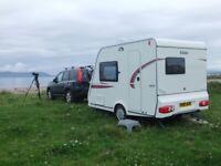Elddis Xplore 302 Caravan (2 berth)