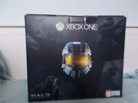 NEW UNOPENED Xbox One Halo: The Master Chief Collection Console Bundle