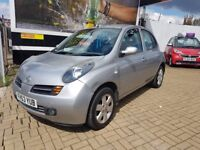 Nissan Micra 1.2 16v SX 5dr RELIABLE CAR +CHEAP INSURANCE+FRESH MOT