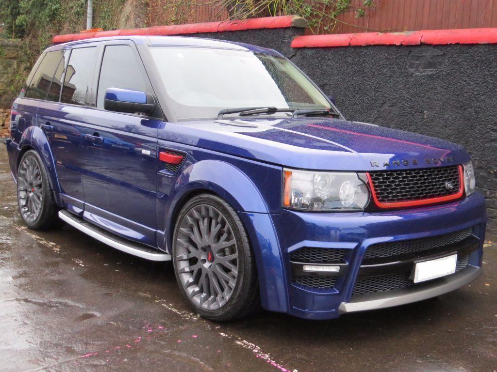42k Miles Range Rover Sport 2 7 Tdv6 Full Wide Arch