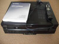 Home Cinema Receiver Amplifier : Yamaha DSP AX620