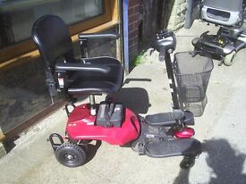RASCAL MICRO BALANCE MOBILITY SCOOTER WITH STABILISERS