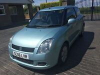 \\\ 56 REG SUZUKI SWIFT GL \\\ ONLY 68K IMMACULATE CONDITION \\\ NOW £1799