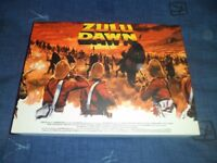 ZULU DAWN VHS COLLECTORS BOX.