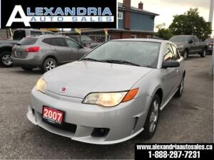 2007 Saturn Ion Ion.3  safety included 141km