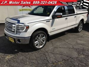 2014 Ford F-150 Limited, Muskoka Edt, Navi, Leather, 8,000km