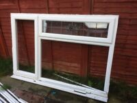 Double Glazed Window UPVC - Recently Replaced - only 5years old