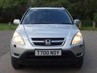 Honda CR-V Automatic 67k Miles, 2 Years Warranty, 4X4 crv cr v auto not ml x5 x3 rav4 x trail ml320