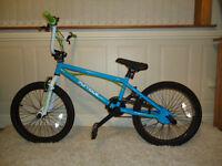 "BMX - X- RATED FURNACE (HALFORDS) 20"" bike stunt bike"