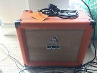 ORANGE CRUSH PIX CR20L GUITAR AMP - like new!!!