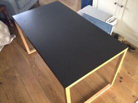 HABITAT desk/table (modern) brilliant size & proportions