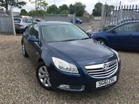 2011 Vauxhall Insignia 2.0 CDTi 16v SRi 5dr FINANCE AVAILABLE / HPi CLEAR / Diesel