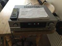 Denon Amp for sale