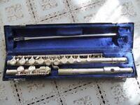 Flute Boosey & Hawkes Emperor Silver