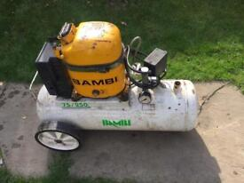Bambi silence air compressor