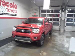 2014 Toyota Tacoma DOUBLECAB TRD Saguenay Saguenay-Lac-Saint-Jean image 3