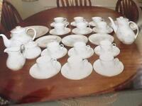 Royal Doulton Flirtation Tea Set