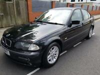 BMW 3 Series 1.9 318i SE 4dr Black excellent drive