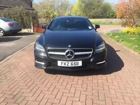 Mercedes-Benz Cls 3.0 CLS 350 CDI BlueEFFICIENCY AMG Sport 7G-Tronic Plus