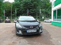 MAZDA 6 2.2d Sport - Full Mazda History Estate (black) 2009