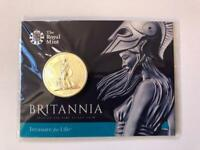 Britannia £50 Fine Silver Coin - Royal Mint UK 2015