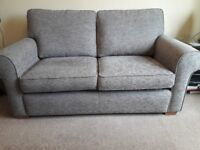 Sofa Bed, British Made. Used once