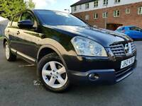 Nissan Qashqai 1.5 Dci Acenta, FSH! PAN-ROOF! BLUETOOTH! FULL YEARS MOT! LOVELY EXAMPLE!
