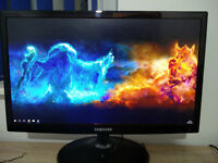 "Samsung S22C300H 22"" LED Monitor 1080p Full HD"