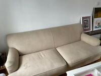 3 Seater Sofa, Too Large for Apartment