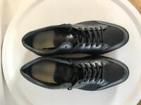 Men's 'Tod's' Polacco sport Cassetta trainer/shoes size 10