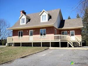179 900$ - Maison à un étage et demi à vendre