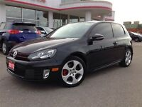 2012 Volkswagen Golf GTI ONE OWNER DUAL EXHAUST BLUETOOTH PRICED