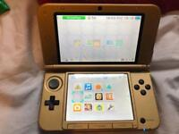 Zelda 3DS XL & games