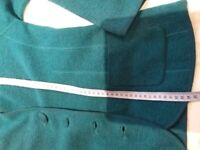 East wool spring jacket size 10/12