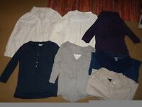 Maternity clothes bundle, size 10-14 (Next, Gap, H&M)