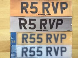 Roland van Persie Fans - Look Here ! - R5RVP & R55RVP Matching Private Plates on DVLA Retention