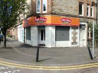 HOT FOOD TAKEAWAY FOR RENT - TURKISH, INDIAN, ITALIAN PIZZA