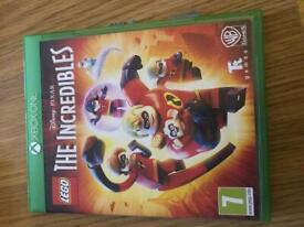 Xbox the incredible