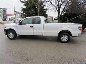 2014 Ford F-150 Extended Cab 2wd long box