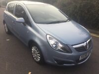 06 VAUXHALL CORSA LIFE ONE LITRE PETROL 5 DOOR HATCHBACK CAR IS MOTD IDEAL FAMILY OR FIRST TIME CAR