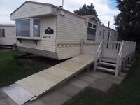 VERIFIED OWNER *MARCH £25 P/N* CLOSE 2 FANTASY ISLAND 6 BERTH CARAVAN RENT/LET/HIRE in INGOLDMELLS