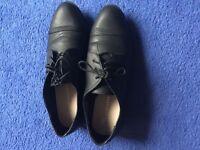 Womens black shoes