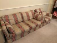 Great Condition Three Piece Suite *COLLECTION ONLY*