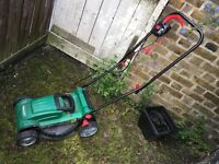 Used Electric Mower - Qualcast Corded Rotary Mower 1300W