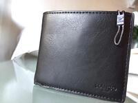 Mango Men's Leather Wallet