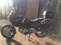Suzuki AF 650 Freewind in good condition.